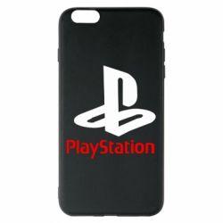 Чохол для iPhone 6 Plus/6S Plus PlayStation - FatLine