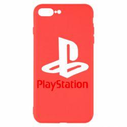 Чохол для iPhone 7 Plus PlayStation - FatLine