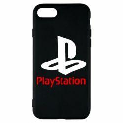 Чохол для iPhone 8 PlayStation - FatLine