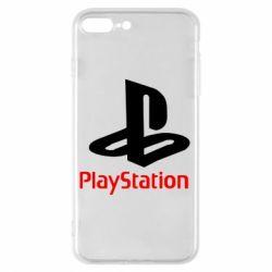 Чохол для iPhone 8 Plus PlayStation - FatLine