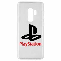 Чохол для Samsung S9+ PlayStation - FatLine