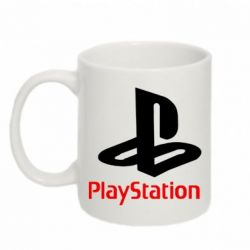 Кружка 320ml PlayStation