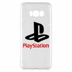 Чохол для Samsung S8 PlayStation - FatLine