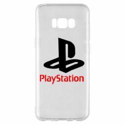 Чохол для Samsung S8+ PlayStation - FatLine