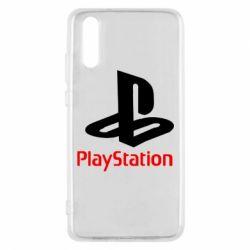 Чохол для Huawei P20 PlayStation - FatLine