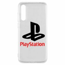 Чохол для Huawei P20 Pro PlayStation - FatLine