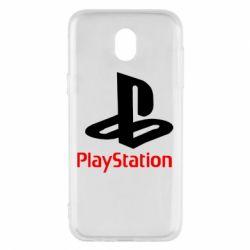 Чохол для Samsung J5 2017 PlayStation - FatLine