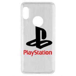 Чохол для Xiaomi Redmi Note 5 PlayStation - FatLine