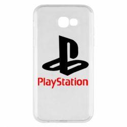 Чохол для Samsung A7 2017 PlayStation - FatLine