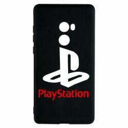 Чохол для Xiaomi Mi Mix 2 PlayStation - FatLine