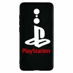 Чохол для Xiaomi Redmi 5 PlayStation - FatLine
