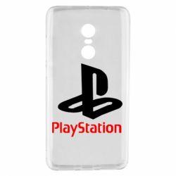 Чохол для Xiaomi Redmi Note 4 PlayStation - FatLine