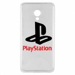 Чохол для Meizu M5 PlayStation - FatLine