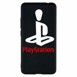 Чохол для Meizu M5c PlayStation - FatLine