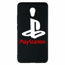 Чохол для Meizu M5 Note PlayStation - FatLine