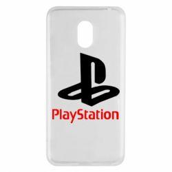 Чохол для Meizu M6 PlayStation - FatLine
