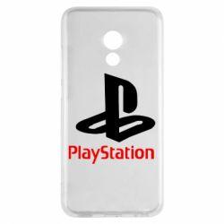 Чохол для Meizu Pro 6 PlayStation - FatLine