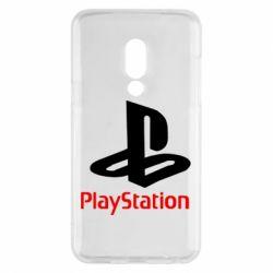 Чохол для Meizu 15 PlayStation - FatLine