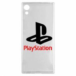 Чохол для Sony Xperia XA1 PlayStation - FatLine