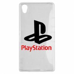 Чохол для Sony Xperia Z1 PlayStation - FatLine