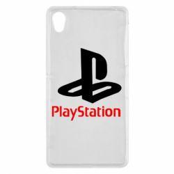 Чохол для Sony Xperia Z2 PlayStation - FatLine