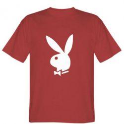 Мужская футболка плейбой - FatLine