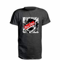 Подовжена футболка Plus ultra My hero academia