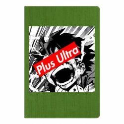 Блокнот А5 Plus ultra My hero academia