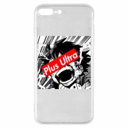 Чохол для iPhone 7 Plus Plus ultra My hero academia