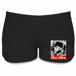 Женские шорты Plus ultra