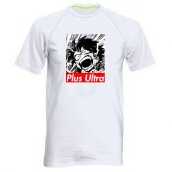 Мужская спортивная футболка Plus ultra