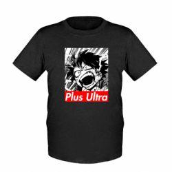 Детская футболка Plus ultra