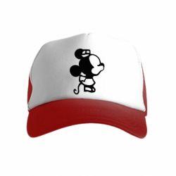 Дитяча кепка-тракер Поцілунок мишок (ж)