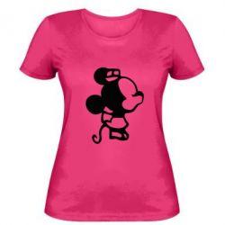 Жіноча футболка Поцілунок мишок (ж)