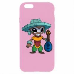 Чехол для iPhone 6/6S Poco Ancient Alien God