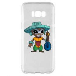 Чехол для Samsung S8+ Poco Ancient Alien God