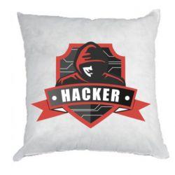 Подушка Anonymous Hacker