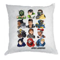 Подушка Apex legends heroes