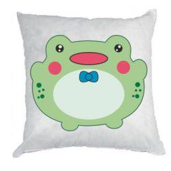 Подушка Baby frog