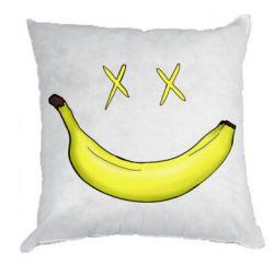 Подушка Banana smile