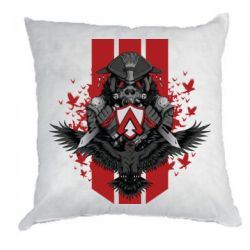Подушка Bloodhound Art