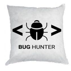 Подушка Bug Hunter