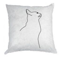 Подушка Cat line