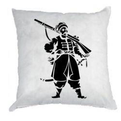 Подушка Cossack with a gun