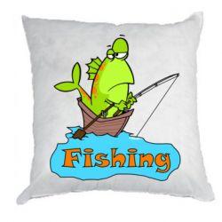 Подушка Fish Fishing