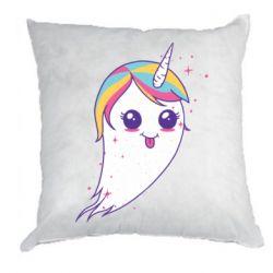 Подушка Ghost Unicorn