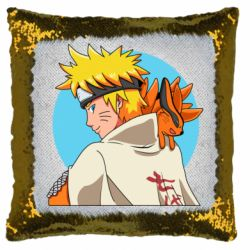 Подушка-хамелеон Naruto Uzumaki Hokage