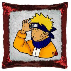 Подушка-хамелеон Narutooo