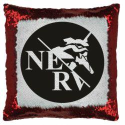 Подушка-хамелеон Nerv