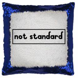 Подушка-хамелеон Not standard